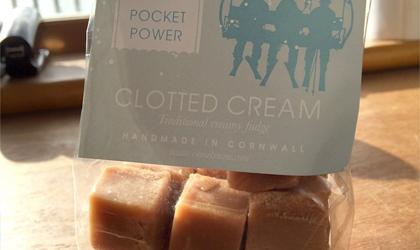 Packaging design in Cornwall