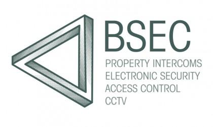 Logo design for BSEC