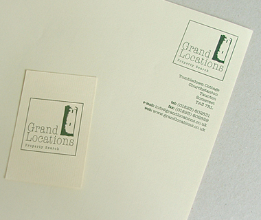 Grand Locations Stationery