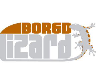 Bored Lizard Logo