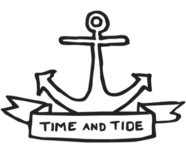 Time and Tide Logo
