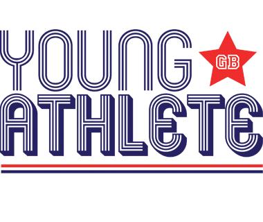 Young Athlete Logo Design