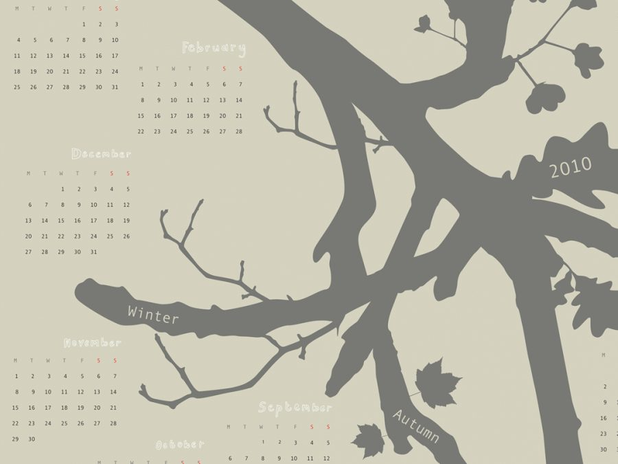 The 2010 A2 Pickle Calendar