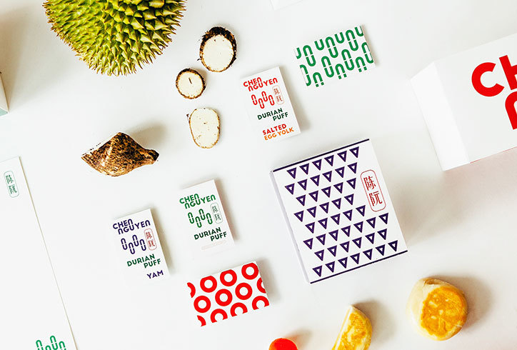 Chen Nguyen packaging design by Fable