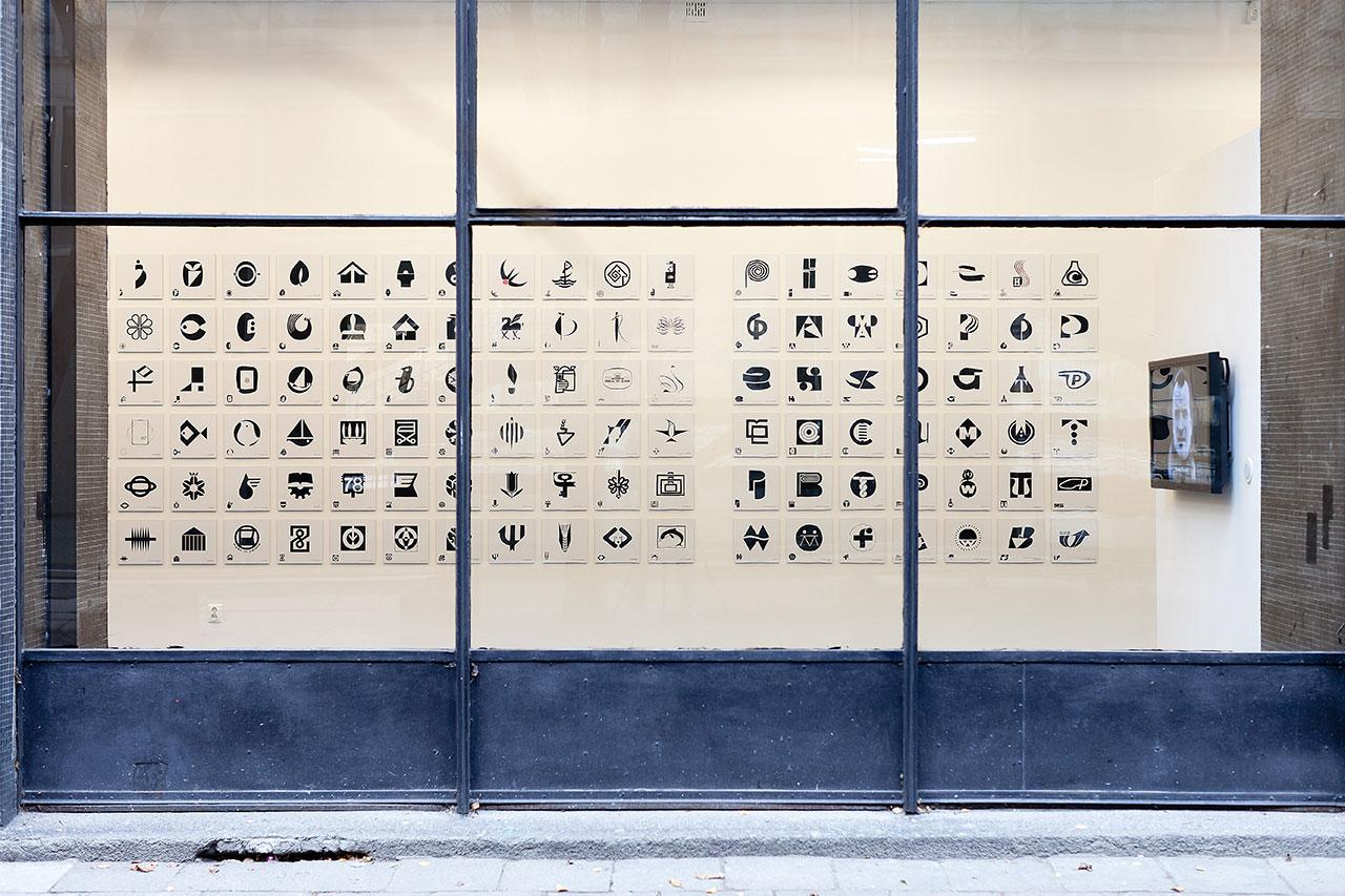 Exhibition of Polish graphic design