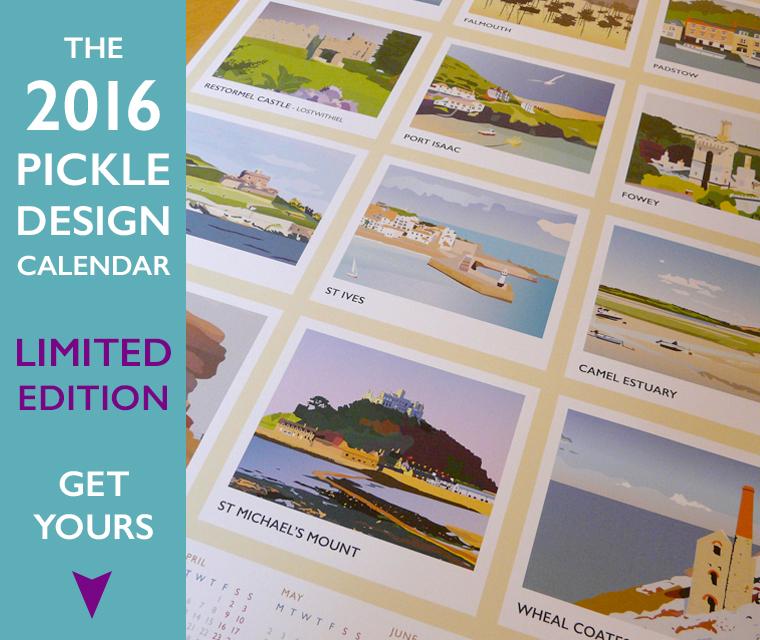 2016 Wallplanner Calendar