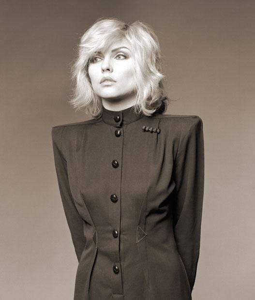 Debbie Harry, New York Studio, 1980, by Brian Aris