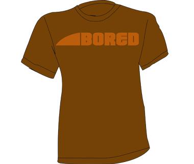 T-shirt design for Bored Lizard Surf Shop