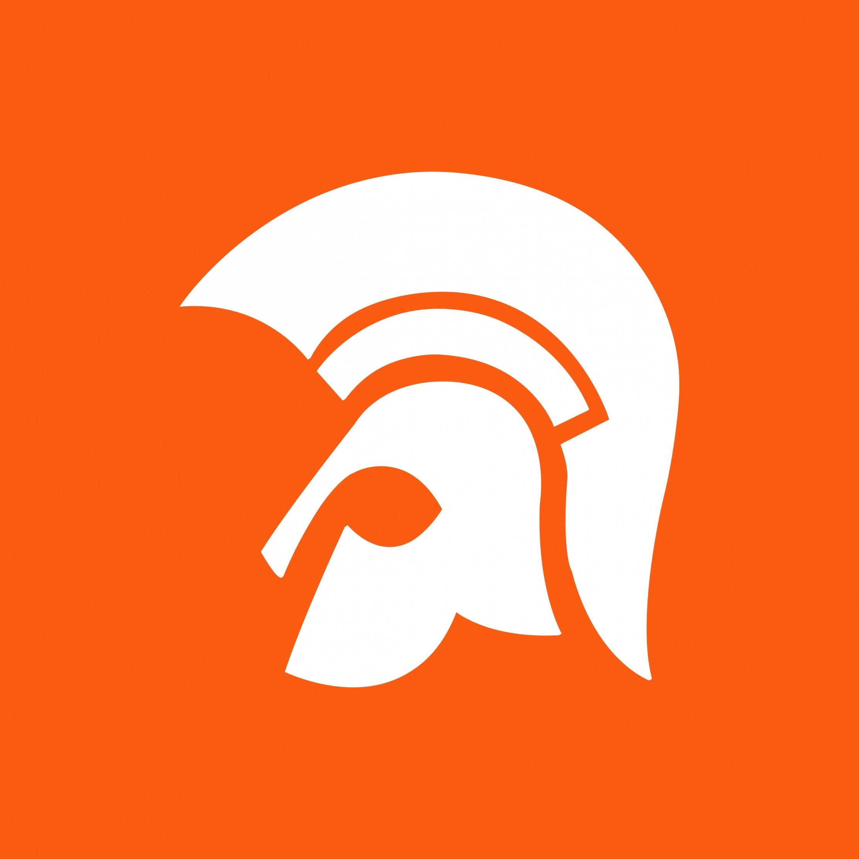 Illustration of the iconic Trojan Records logo