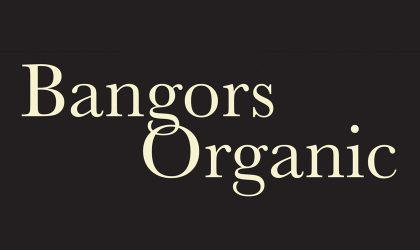 Logo design for Bangors Organic