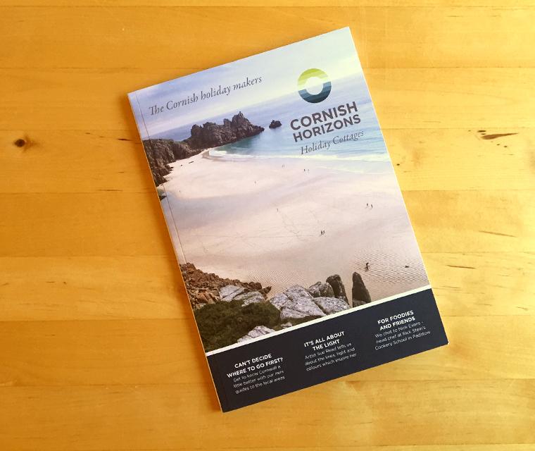 Cornish Horizons magazine cover