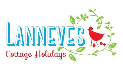Lanneves Cottage Holidays Logo Design
