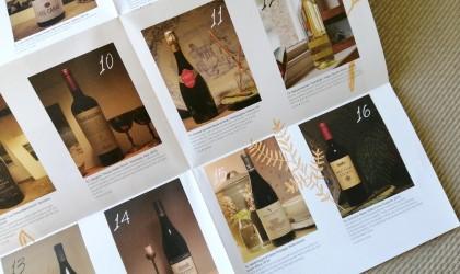 Wine tasting poster for Wadebridge Wines