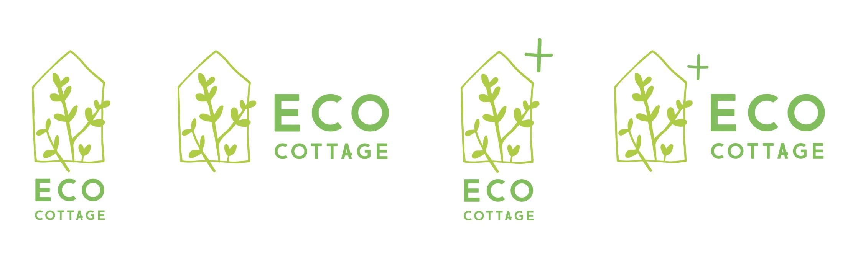 Eco Cottage emblem for Cornish Horizons