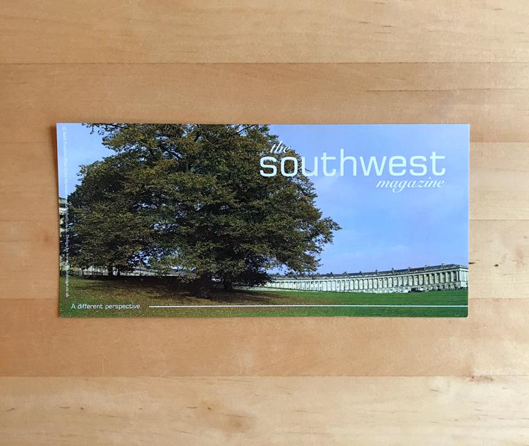 The Southwest Magazine flyer