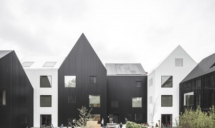 COBE Architects kindergarten based on kids' drawings