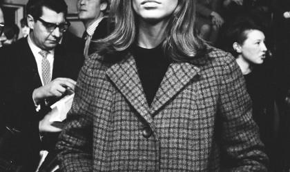 Françoise Hardy by Stanley Bielecki