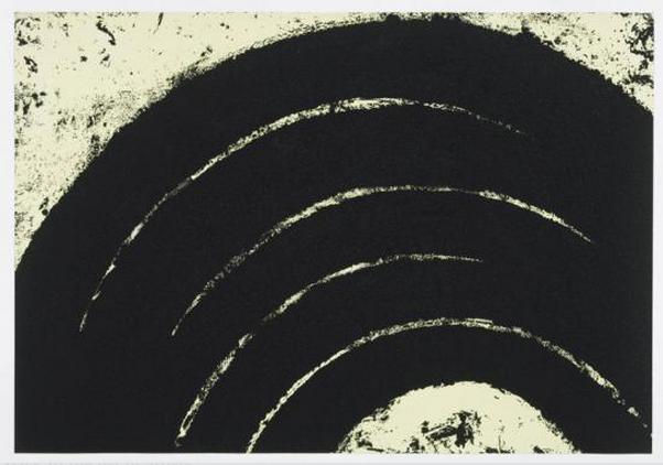 Path And Edges 6 by Richard Serra, 2007