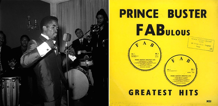 Fabulous, Prince Buster's Greatest Hits