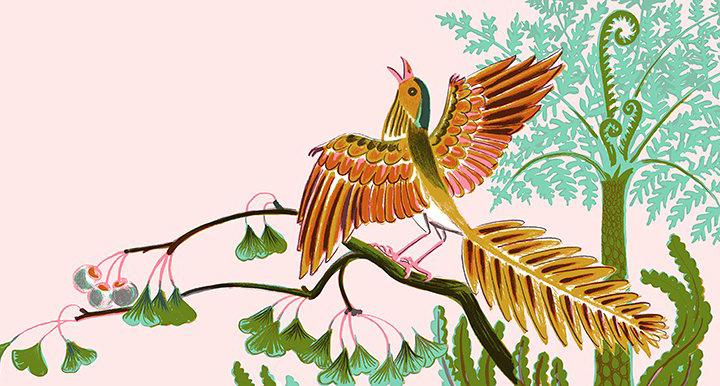 Dahlov Ipcar's Illustration