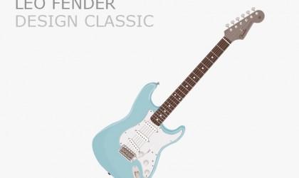 Fender Stratocaster design classic
