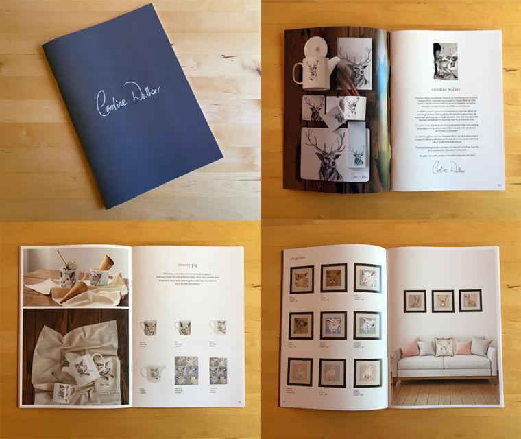Caroline Walker brochure composite picture