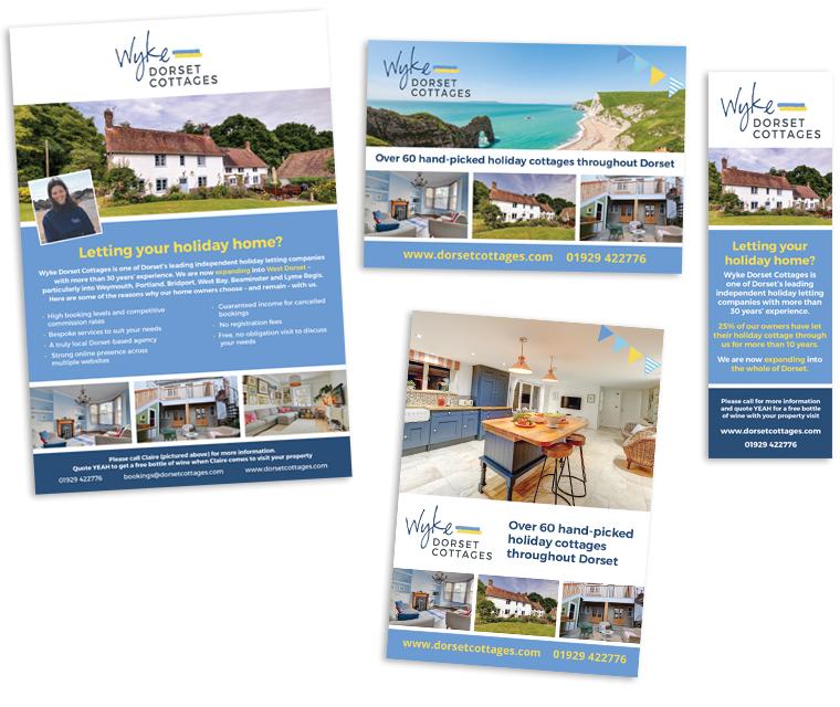 Wyke Dorset Cottages advert