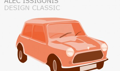 Design Classic Mini car