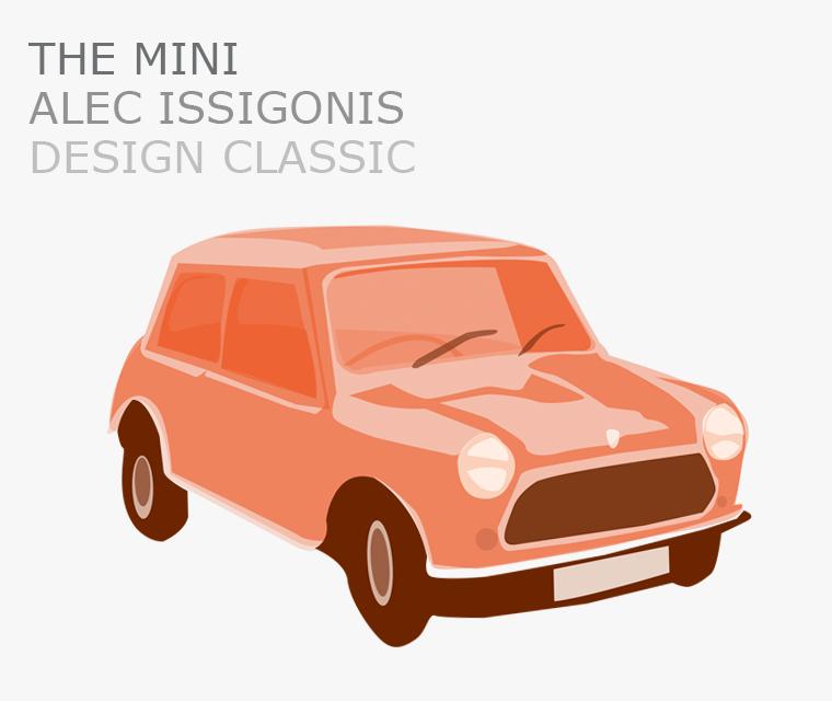 Design Classic Mini car