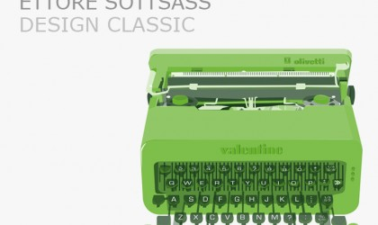 The Valentine Typewriter design classic