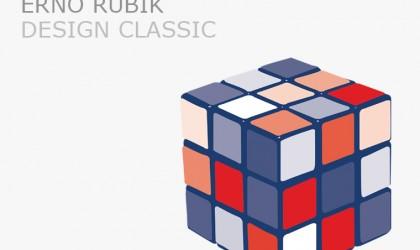 Rubik's cube this month's design classic
