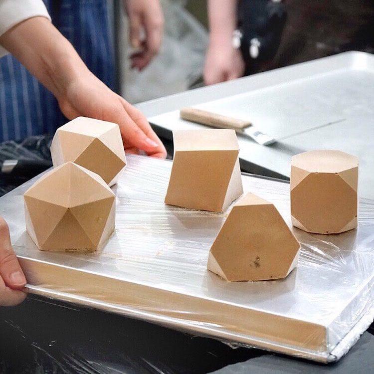 Geometric baking