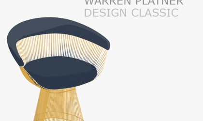 Platner Armchair a Pickle Design Classic