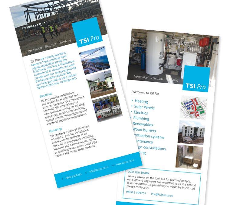 TSI Pro Dl flyer design