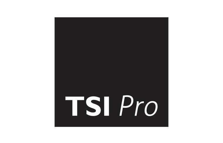 TSI Pro logo design