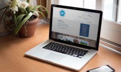 The Port and Starboard Fish and Chips website by Pickle Design