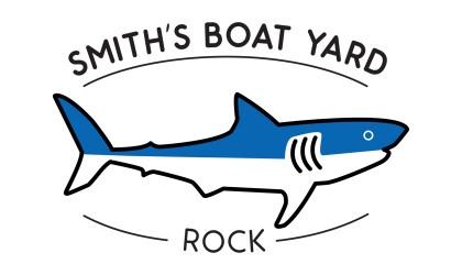 Logo design for Smith's Boat Yard