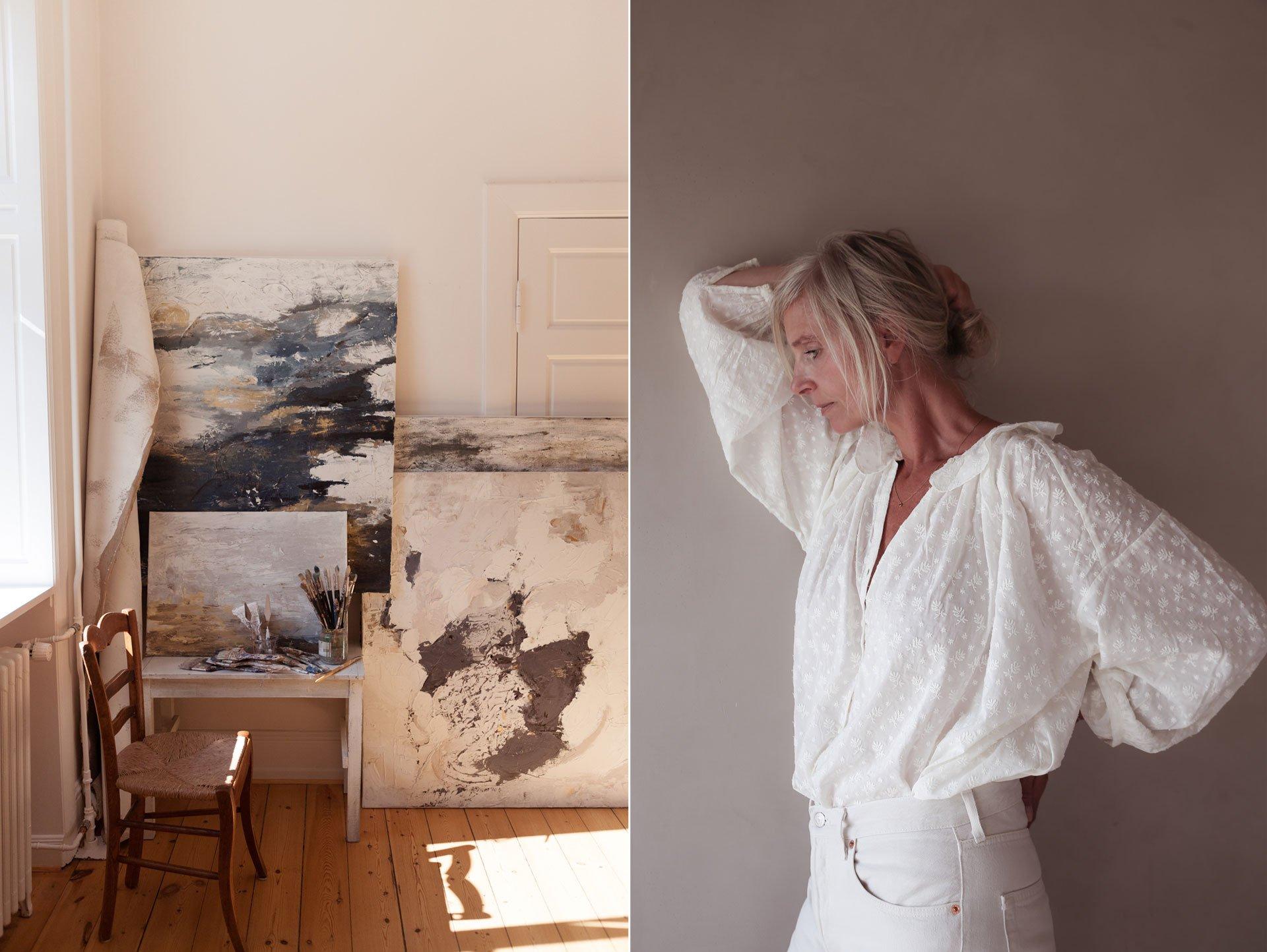 Irene de Klerk Wolters abstract art