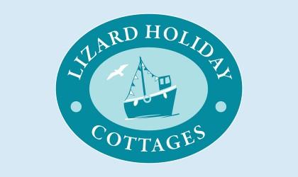 Lizard Holiday Cottages logo design