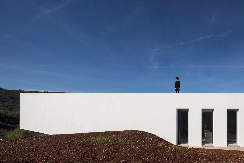Portuguese Modernist white house