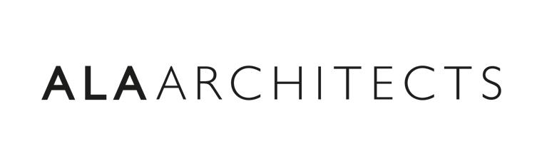 ALA Architects logo design