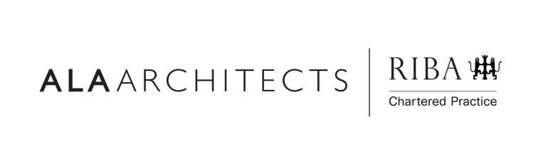 Alan Leather Associates logo design