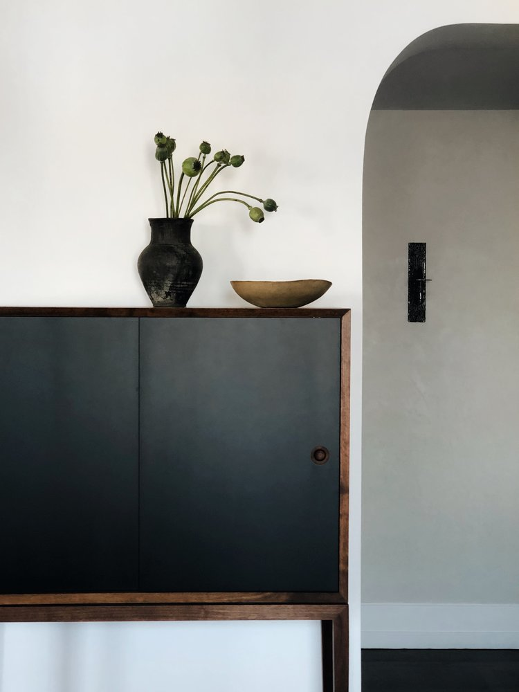 Minimal styling by Colin King of New York