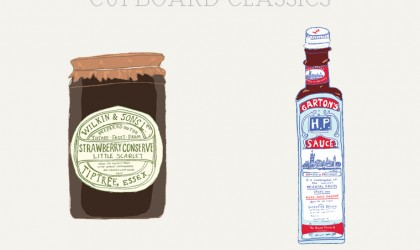 Tiptree Jam and HP Sauce in our summer newsletter