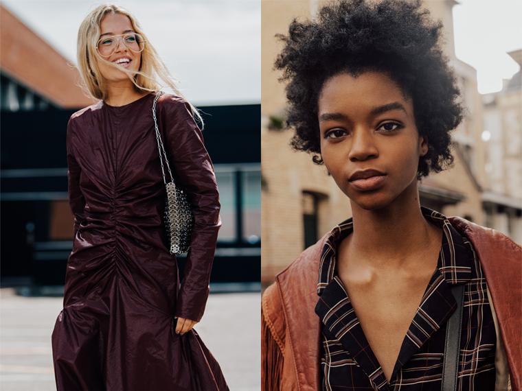 Street style photography women
