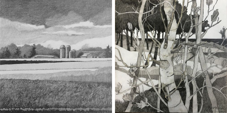 Judith Bergerson artworks