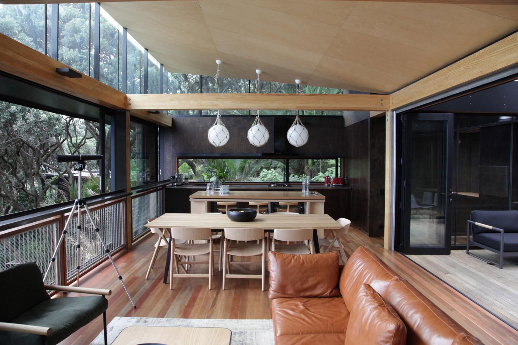 Modern New Zealand home
