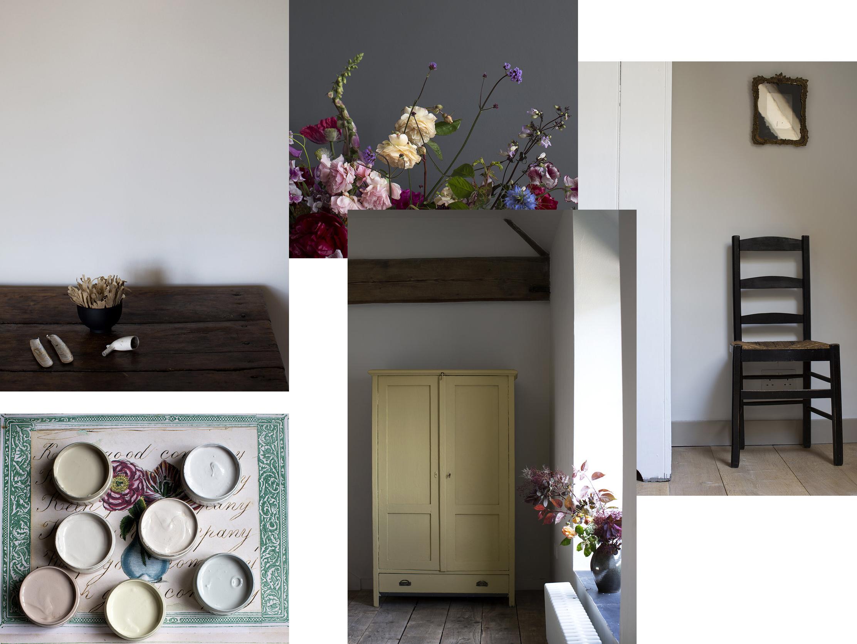 Atelier Ellis Paint Colours and Furniture
