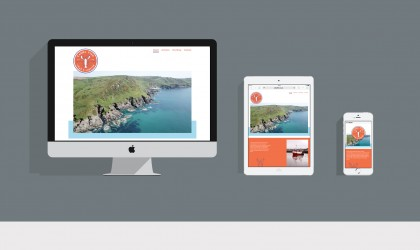 Camel Fish responsive web design