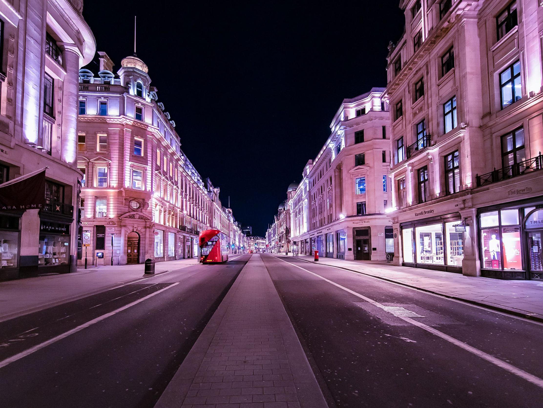 Jan Enkelmann London Lockdown Photography